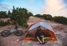 kinh nghiệm mua lều du lịch