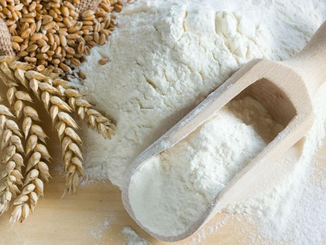 Cách làm mồi câu cá diếc bằng bột mì