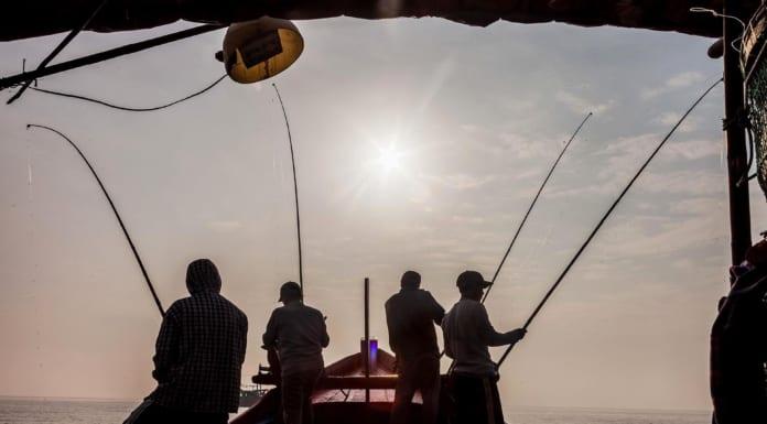 Cần câu cá- đồ đi câu cá đầu tiên