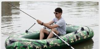 Loại thuyền hơi câu cá dùng phổ biến nhất