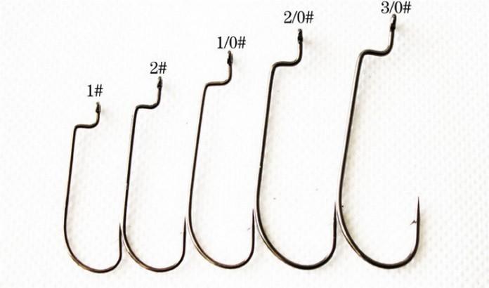 Một số kiểu lưỡi câu cá thông dụng nhất